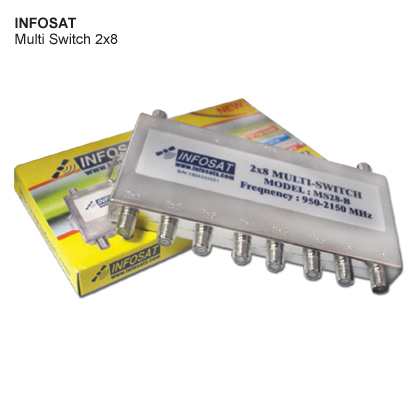 Multi Switch INFO 2x8 �Ҥ� 850 �ҷ
