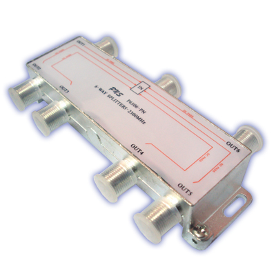 Splitter 6-Way PNS  �Ҥ� 200 �ҷ