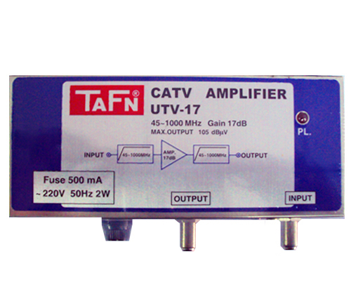 CATV Amplifier TAFN UTV17 �Ҥ� 850 �ҷ